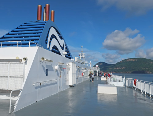 British Columbia Ferry Service to Vancouver Island
